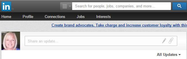 LinkedIn Blog post